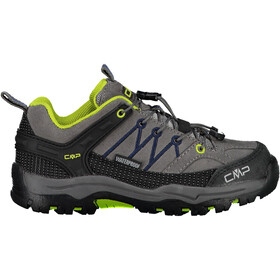 CMP Campagnolo Rigel WP Low Trekking Shoes Kids graffite/marine